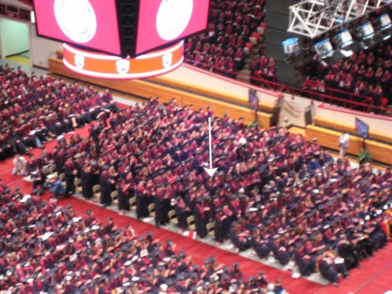 Graduation copy