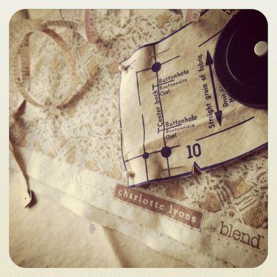 Queenanne'slacefabric