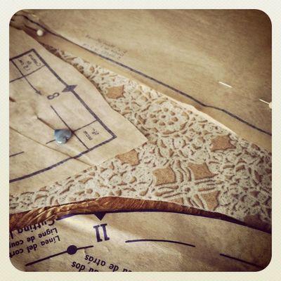 Queenanne'slacefabricdress