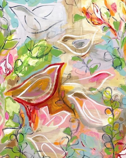 Birdsinthegarden